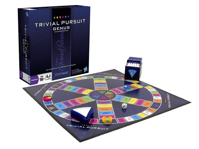 trivial pursuit - Juegos de mesa para regalar en Navidad