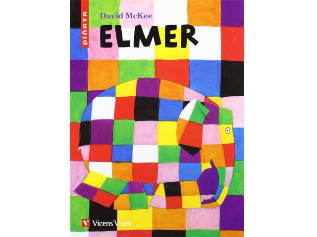 Elmer - Libros para regalar a los pequeños de la casa