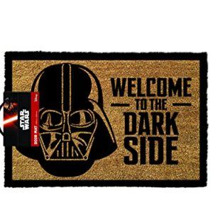 Felpudo de Star Wars - Darth Vader Welcome to the Dark Side