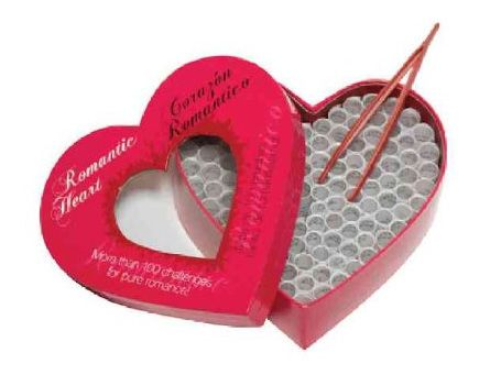 Corazón romántico - Tease and please - Juegos para adultos - Mil ideas para regalar