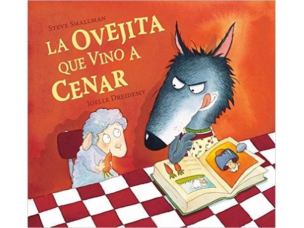 La ovejita que vino a cenar - Libros para regalar a los pequeños de la casa
