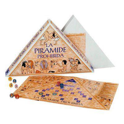 La pirámide prohibida - Juegos eróticos para adultos