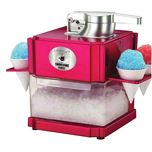 CF-HomeEdition-Snowcone-Slushie-Maker-hielo-picado-bebidas-de-hielo-mquina-de-hielo-triturado-0