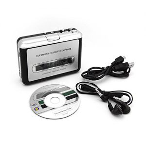 Reproductor y conversor de cassettes a mp3
