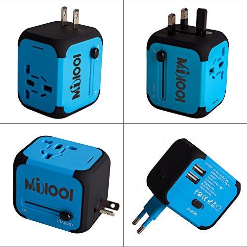 Adaptador-Enchufe-de-Viaje-Universal-Enchufe-Adaptador-Internacional-con-Dos-Puertos-USB-para-US-EU-UK-AU-acerca-de-150-Pases-y-Seguridad-de-Fusibles-para-Tableta-PCSmartphones-Cmaras-Digitales-Reprod-0