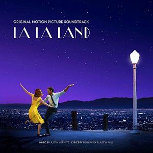 la la land banda sonora original portada