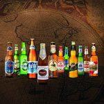 Pack de 12 cervezas de distintos paises del mundo