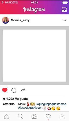 Marco photocall estilo instagram - Mil ideas para regalar