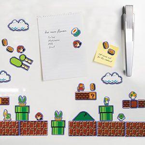 Imanes de nevera Super Mario Bros.