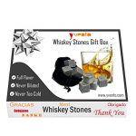 Cubitos de piedra Whiskey Stones embalaje