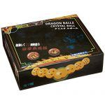 Bolas de dragón - Aspecto de la caja regalo con las 7 bolas