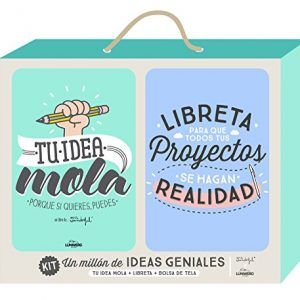 Kit Un Millón De Ideas Geniales