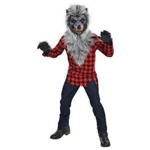 Disfraz de Hombre Lobo para niño