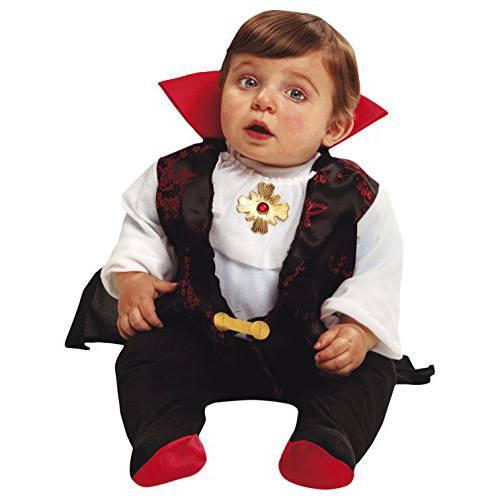Disfraz de Drácula para bebé