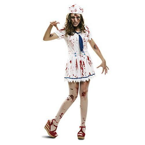 My-Other-Me-Disfraz-de-marinera-zombie-chica-para-adultos-Viving-Costumes-0