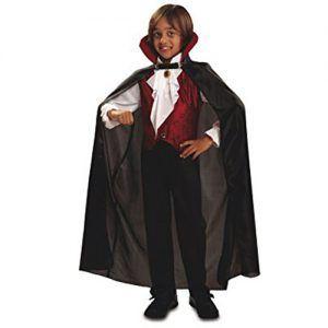 Disfraz de vampiro para niños