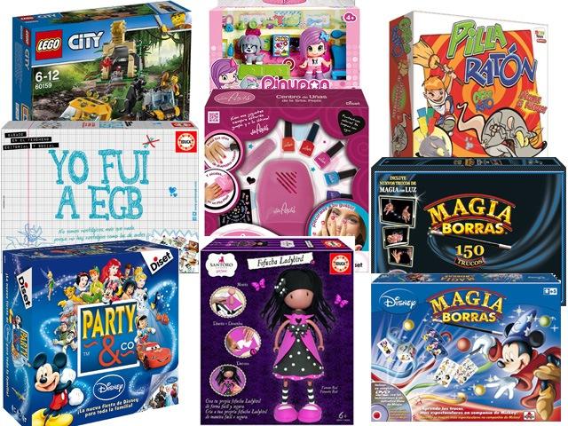 Ofertas en juguetes y juegos de mesa