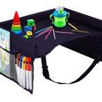 Bandeja de juegos de viaje para bebé - Ejemplo de uso
