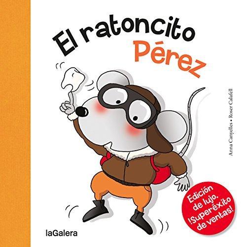 El ratoncito Pérez - Portada
