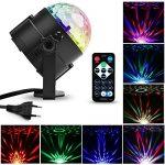 LED-Lampara-Luces-De-Fiesta-DJ-discoteca-Escenario-RGB-bar-Fiesta
