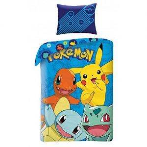 Ropa de cama Pokemon