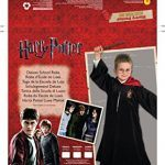 Disfraz uniforme del Colegio de Magia Hogwarts - Presentación embalaje