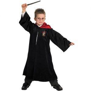 Disfraz uniforme del Colegio de Magia Hogwarts - Para niño y niña