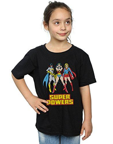 Camiseta niña Super Hero Girls