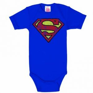 Body bebé de Superman