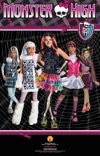 Disfraces de Moster High para niña