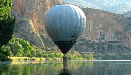 Regala una experiencia: Paseo en globo
