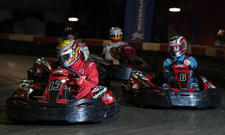 Regala una experiencia: Conduce en un circuito de karting