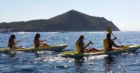 Regala una experiencia: Paseo en kayak