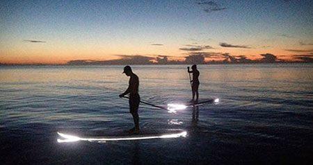 Regala una experiencia: Paseo en paddle surf