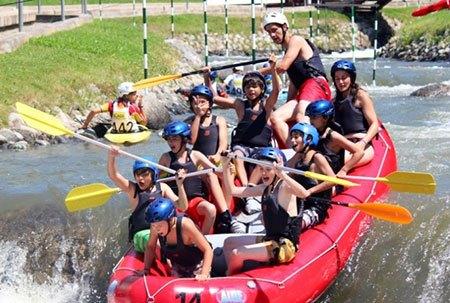 Regala una experiencia: Rafting