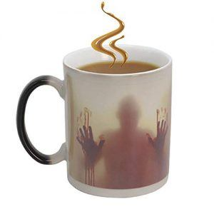 Taza sensible al calor The Walking Dead