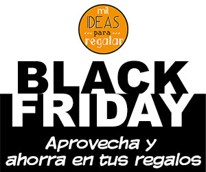 Black Friday en Mil ideas para regalar