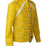 La auténtica chaqueta de Freddie Mercury - Perfil derecho