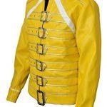 La auténtica chaqueta de Freddie Mercury - Perfil izquierdo