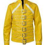 La auténtica chaqueta de Freddie Mercury - Vista frontal