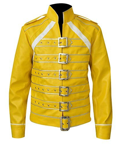 La auténtica chaqueta de Freddie Mercury - Vista frontal - Mil ideas para regalar
