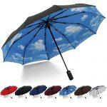 Paraguas-Compacto-y-Resistente-al-Viento-HeHe-Paraguas-Plegable-con-Apertura-y-Cierre-Automtico-Tejido-de-doble-capa-210T-y-con-10-varillas-Reforzadas-Paraguas-de-viaje-porttil-0