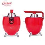 Exprimidor eléctrico New Chef Juicer Classic - Vista frontal y lateral - Mil ideas para regalar