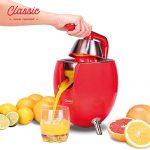 Exprimidor eléctrico New Chef Juicer Classic - Facilidad de manejo - Mil ideas para regalar