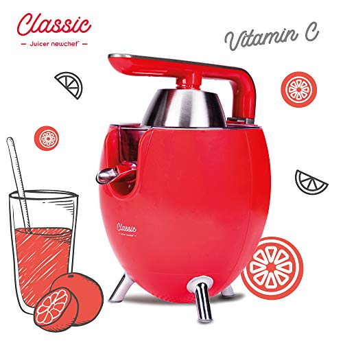 Exprimidor eléctrico New Chef Juicer Classic - Mil ideas para regalar