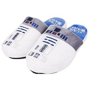 Zapatillas R2D2 - Star Wars - Mil ideas para regalar