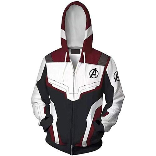 Sudadera con capucha de Avengers Endgame Los vengadores delante - Mil ideas para regalar
