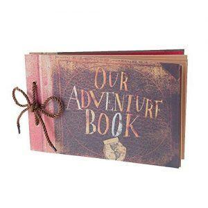 Nuestro libro de aventuras - El álbum de la película UP