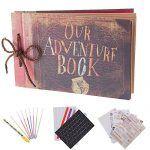 Nuestro libro de aventuras – El álbum de la película UP con complementos