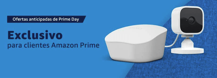 Ofertas anticipadas al Prime Day 2020 de dispositivos Amazon
